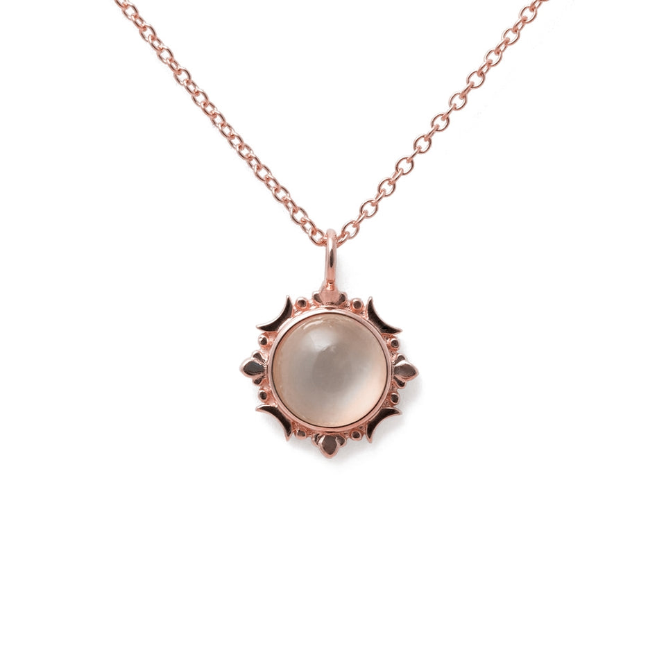 Magic Spell Necklace No.1 Moonstone
