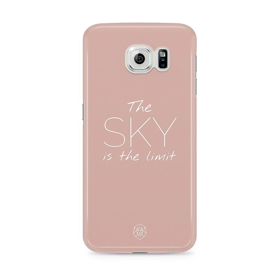 EHFAR Sky Pink Phone Case