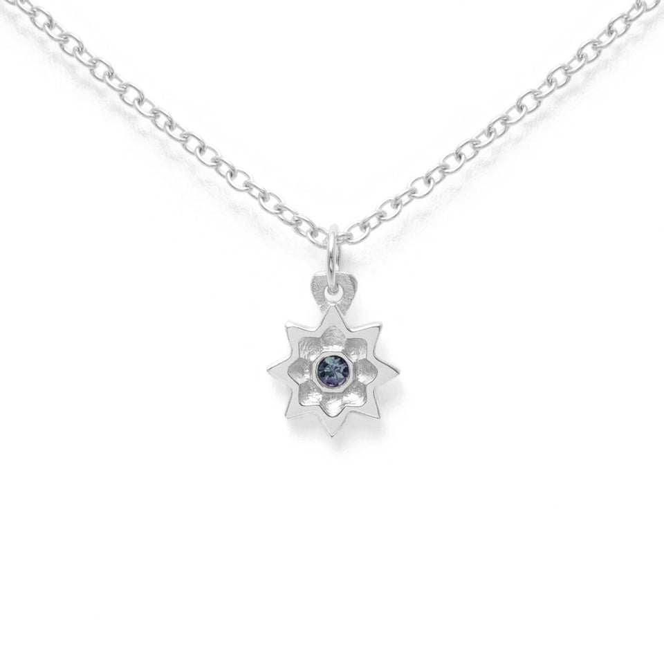 Birthstone SEP Necklace