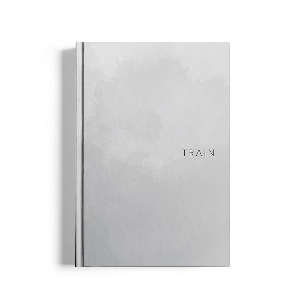Food & Training Log #plantraincreate-Grey