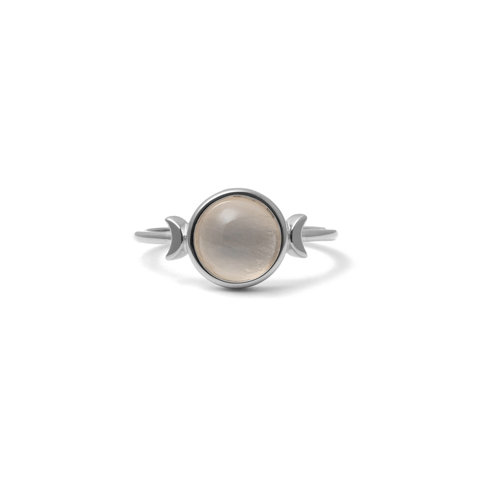 Magic Spell Ring Moonstone