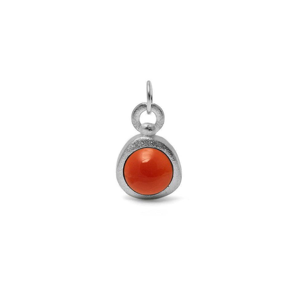 Zodiac Birthstone Pendant (Cancer)