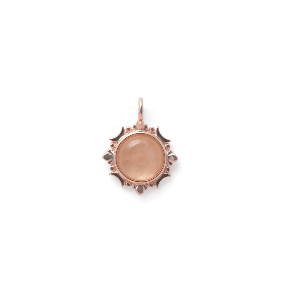 Magic Spell Pendant No. 1 Rose Quartz