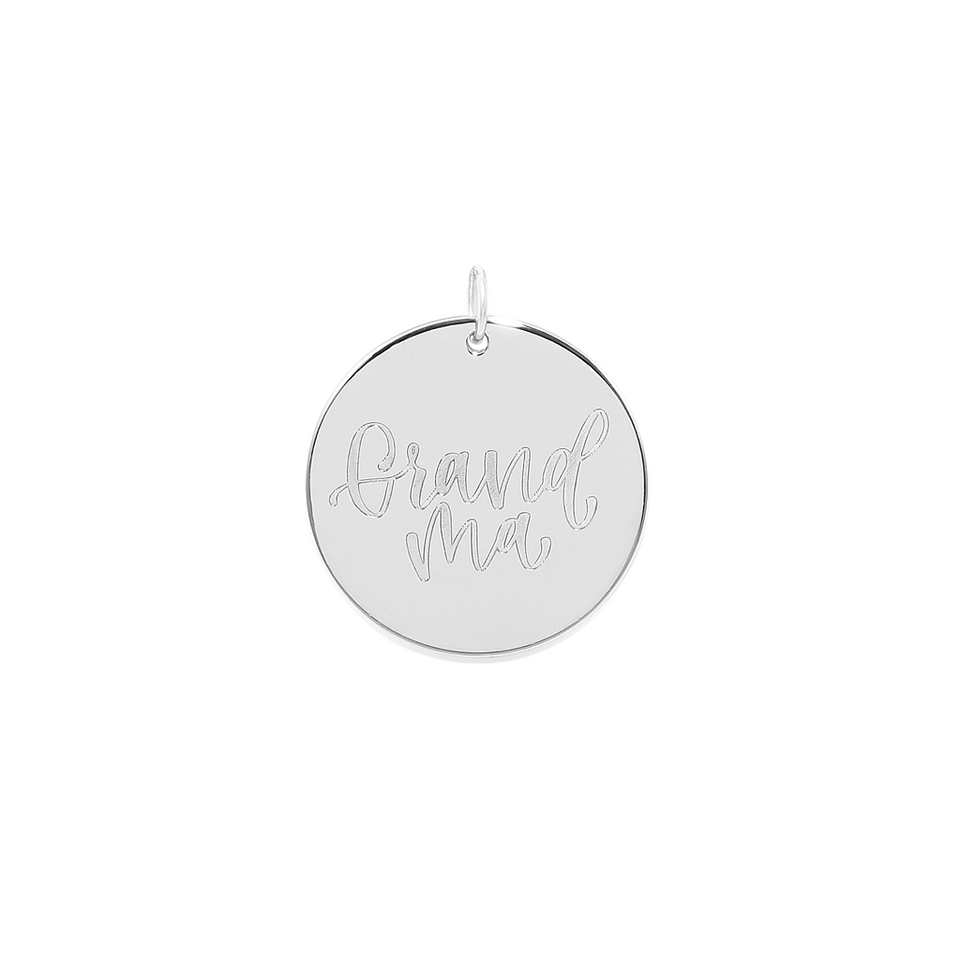 Grandma Pendant #mommycollection