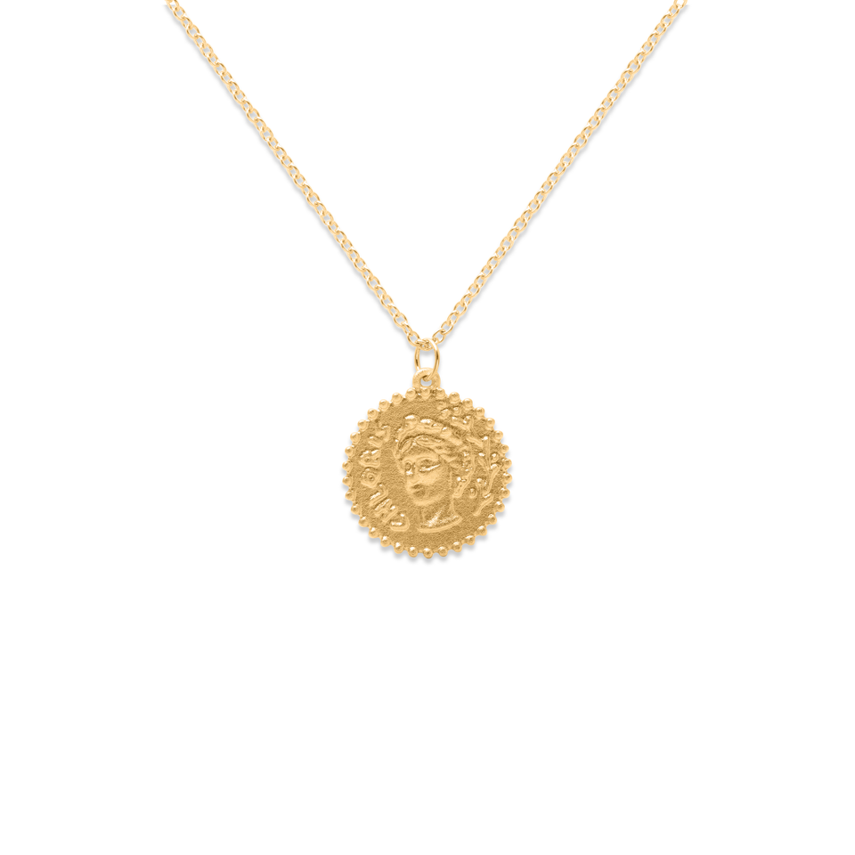 Chloris Coin Necklace