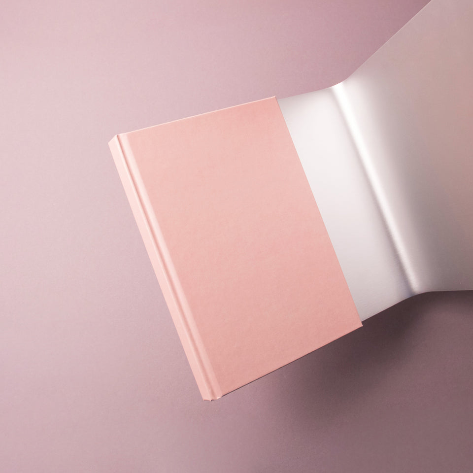 Citified Notebook No.2 #essentials -Pink