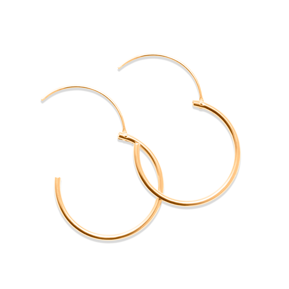 Magic Spell Ear Hoops