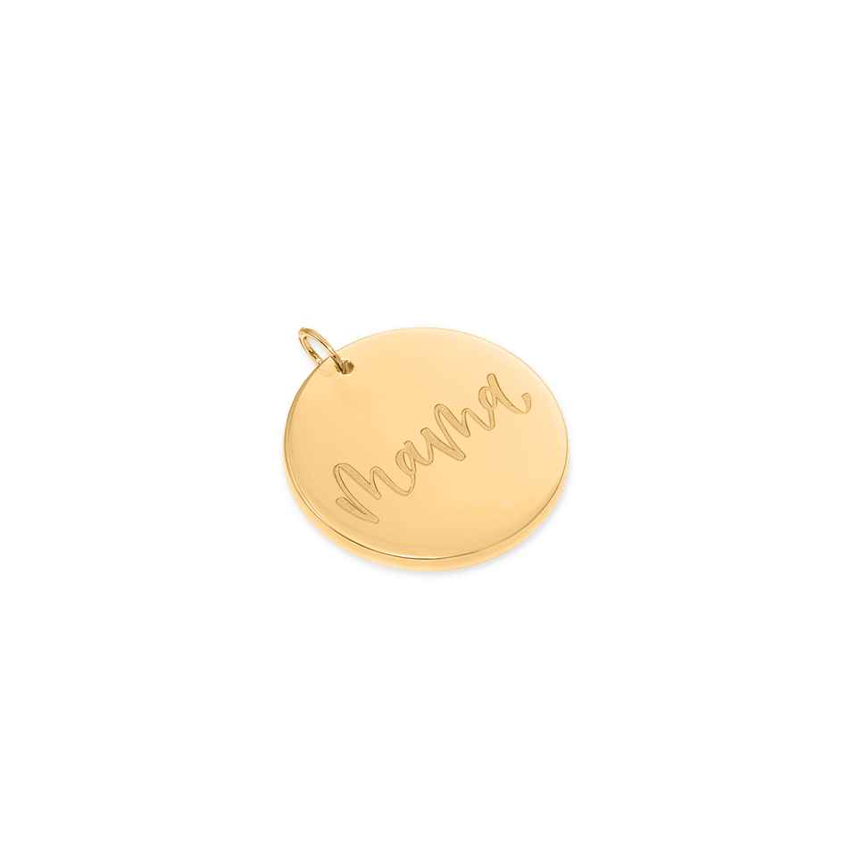 Mama Pendant #mommycollection