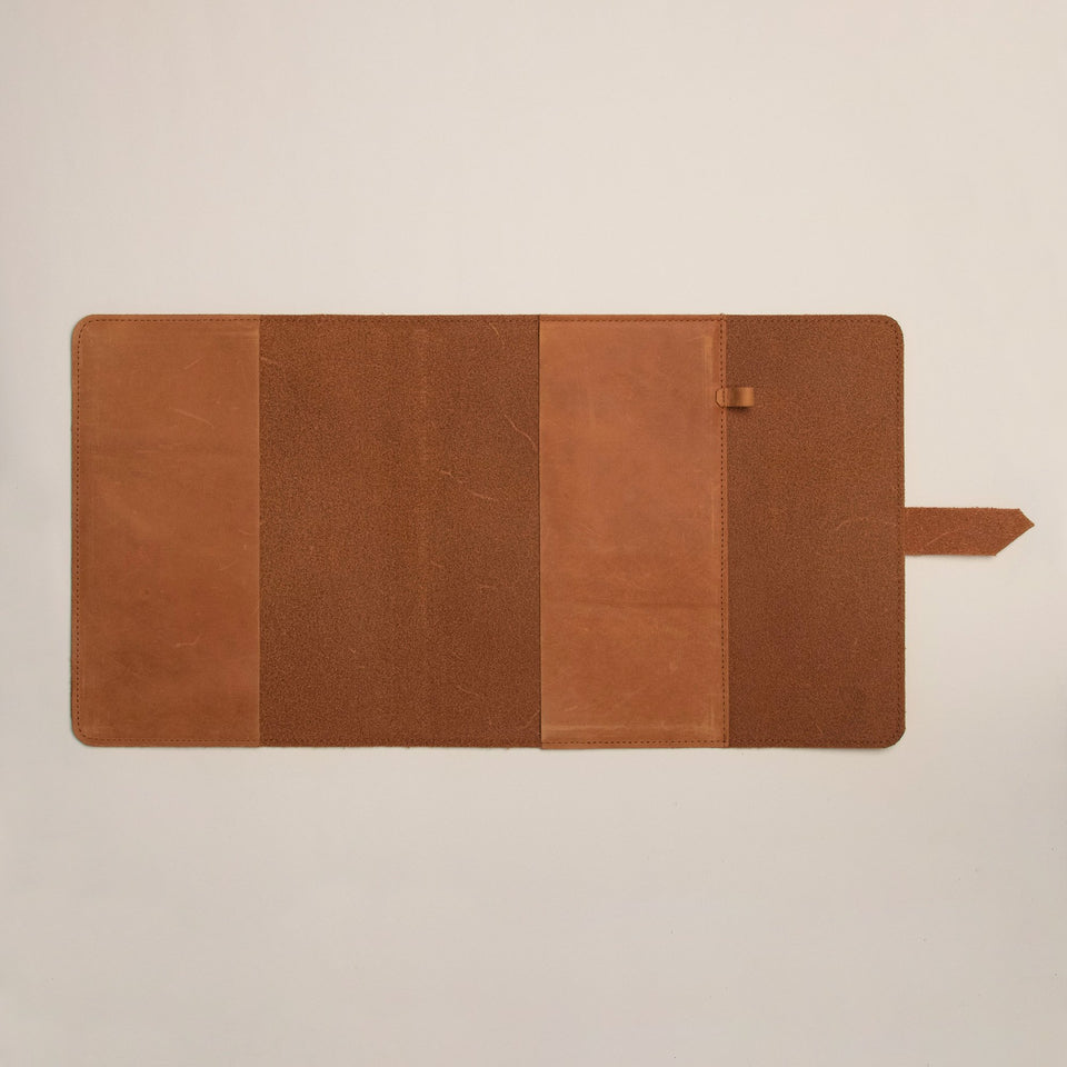 Own Yourself Leather Cover
