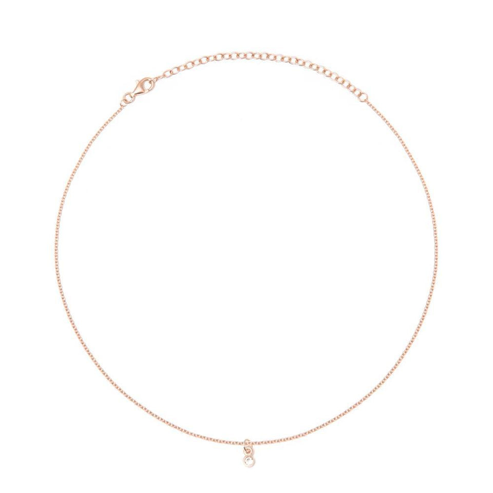 Loome and Kala Crystal Choker