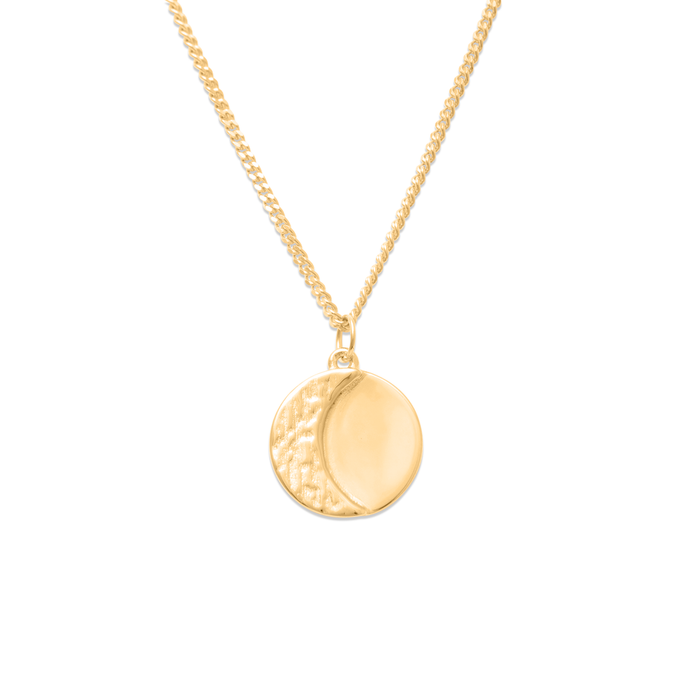 Ours Moon Phases No.1 Necklace