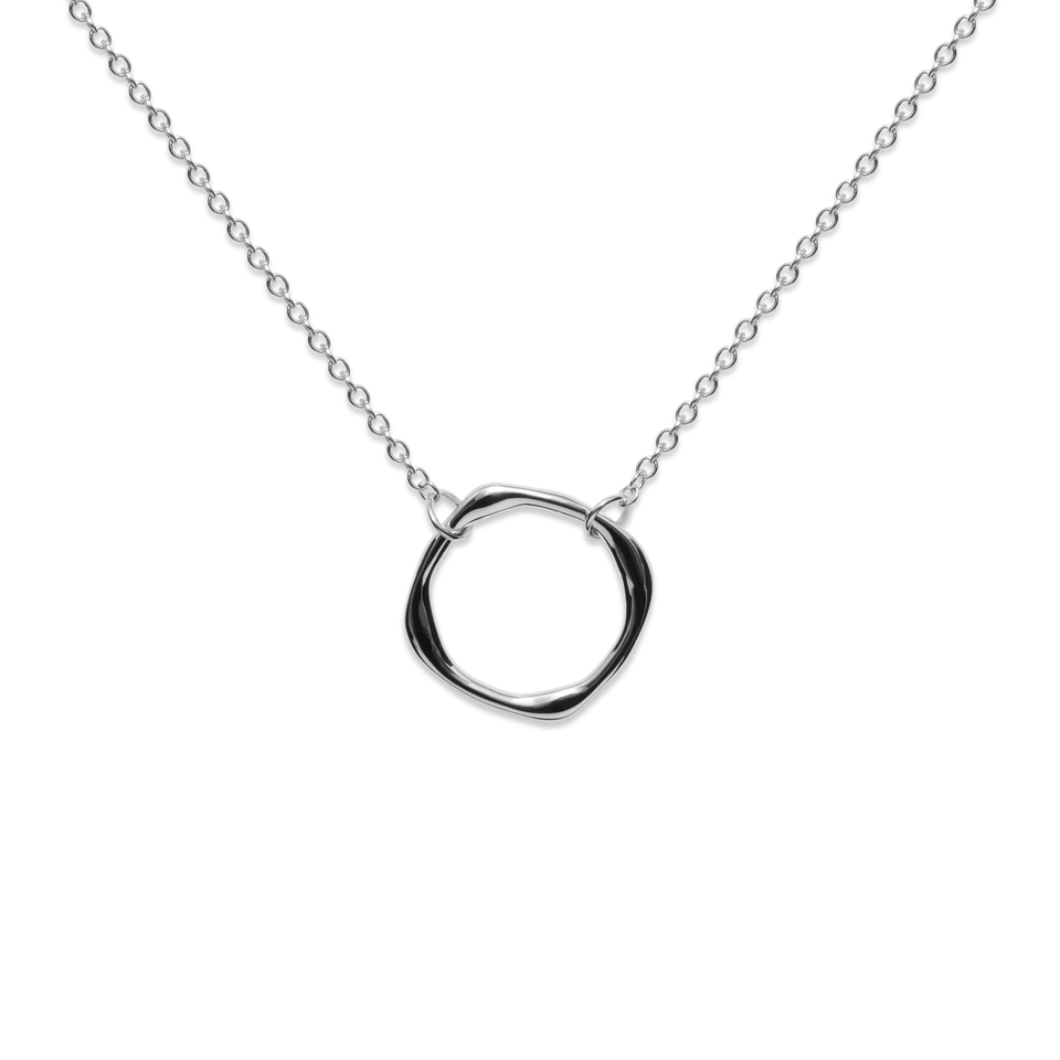 Twist Circle Necklace DON'T USE