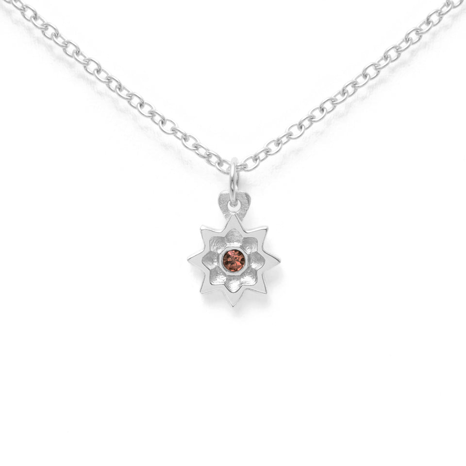 Birthstone JAN Necklace