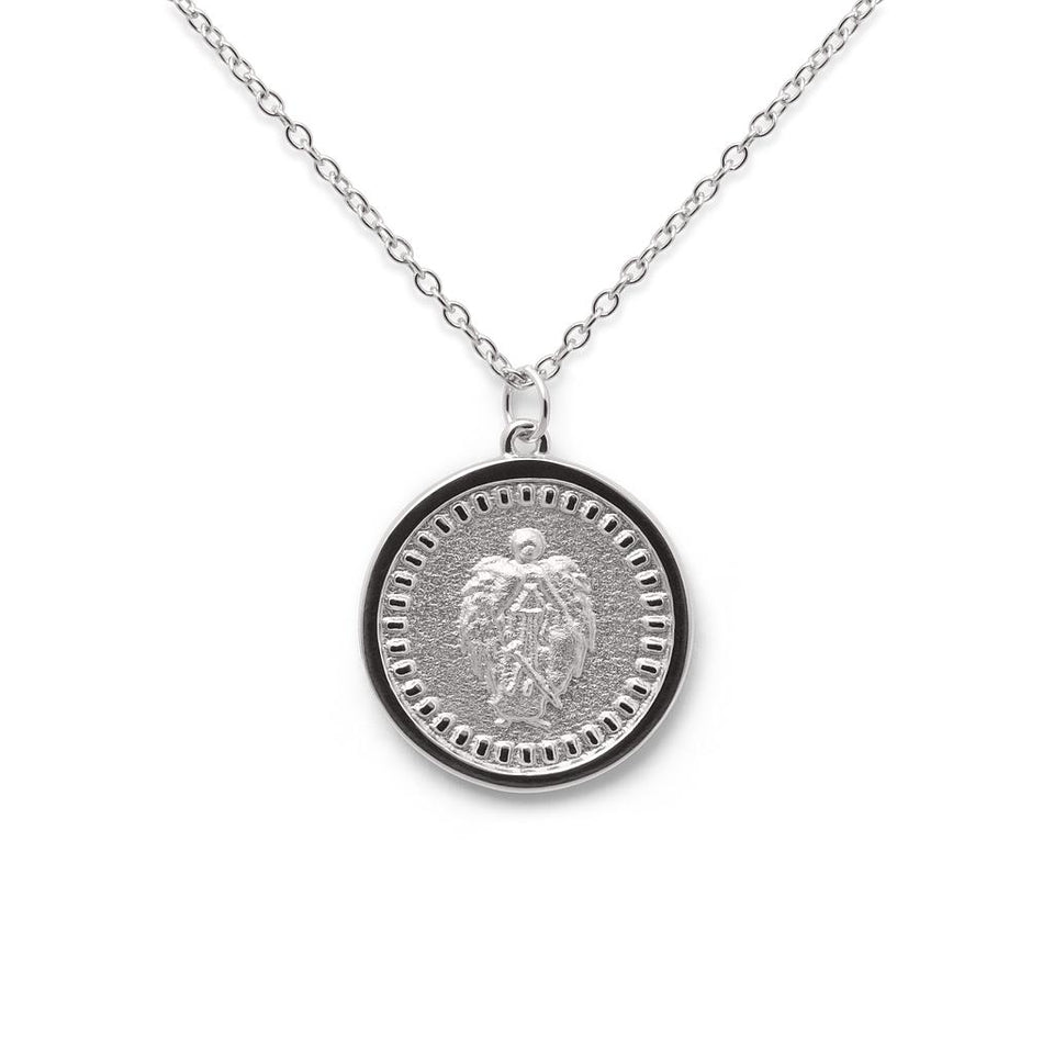 Belief Coin Necklace