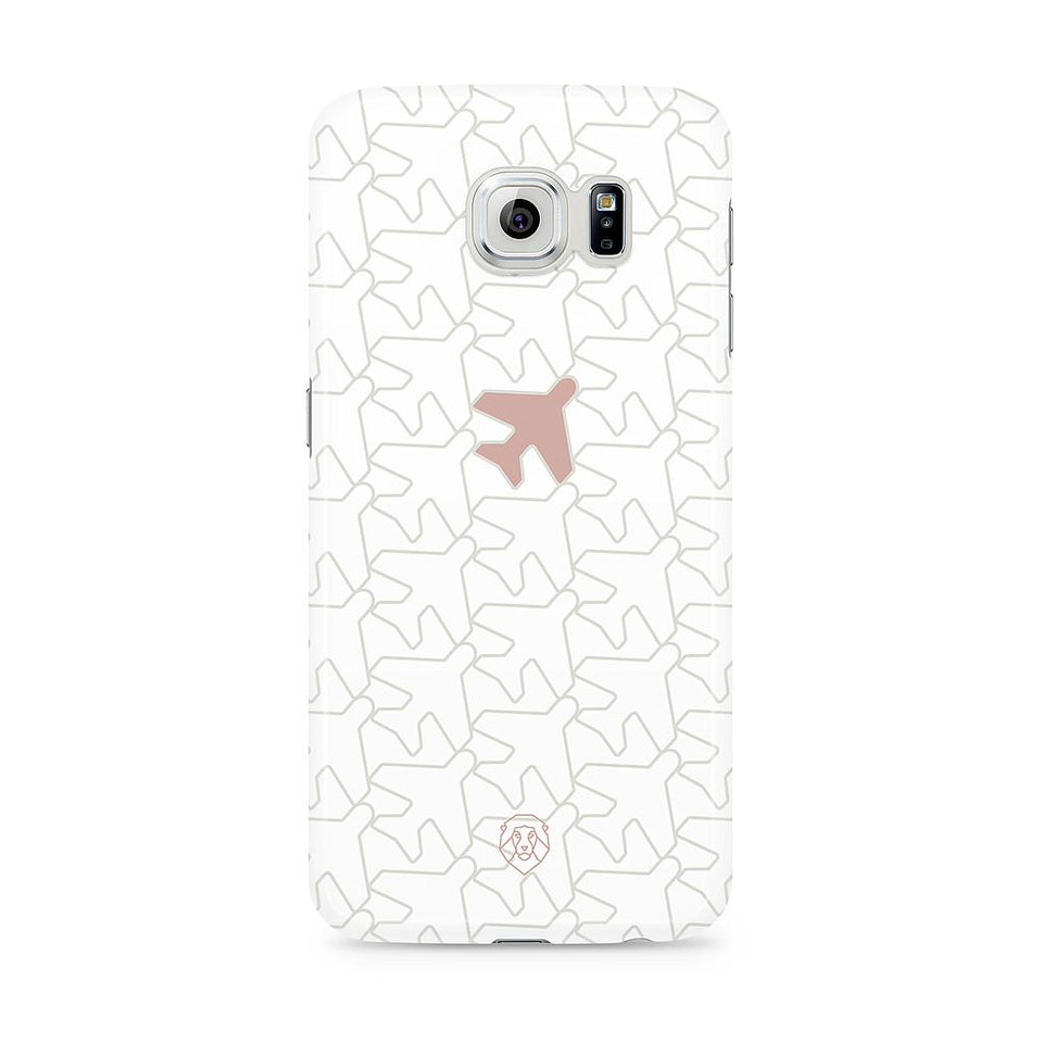 EHFAR Airplane Tile Phone Case