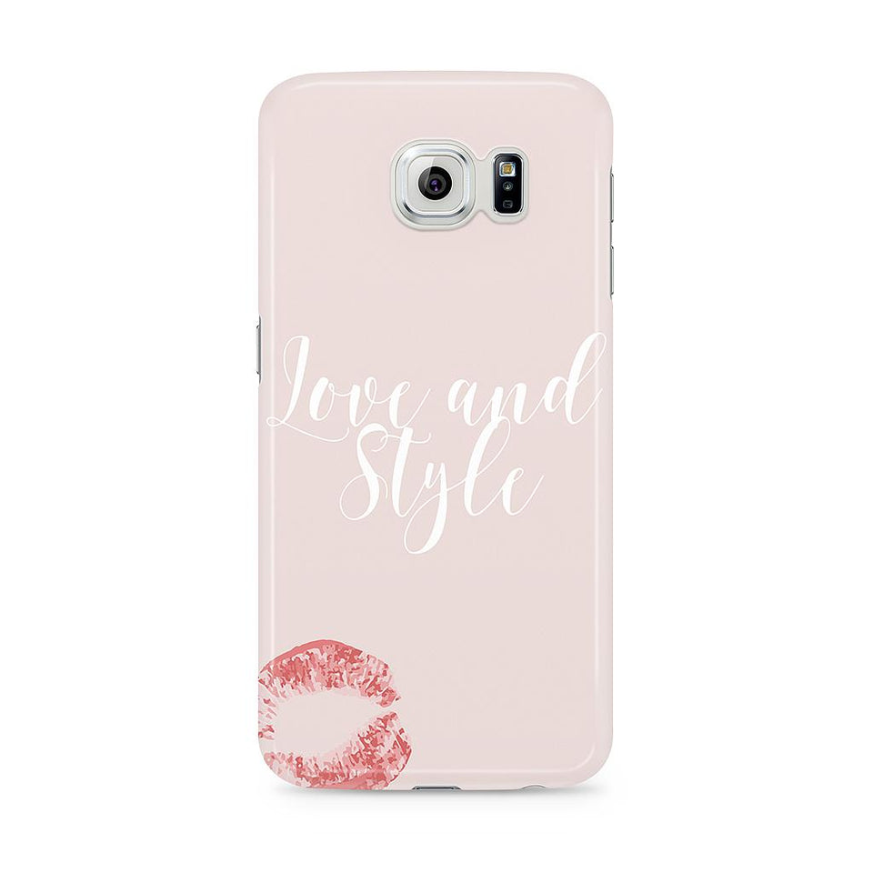 Love & Style Phone Case No.1