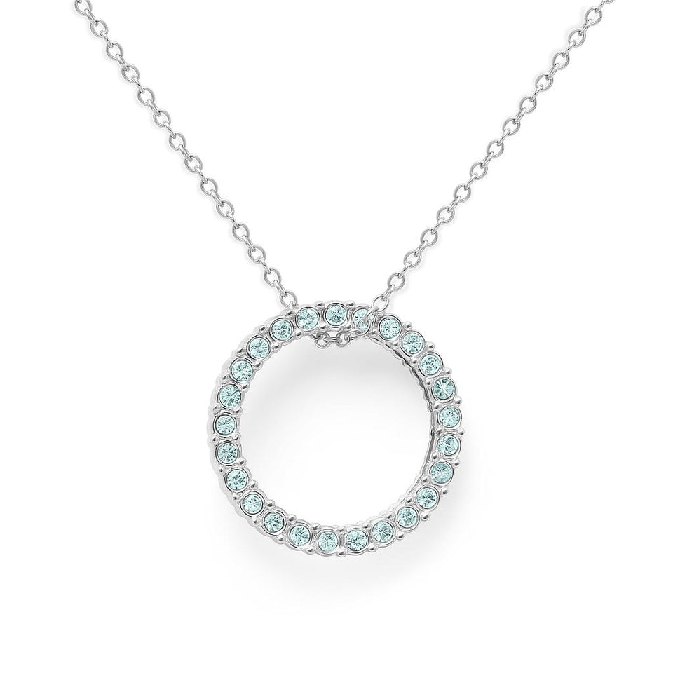 Like Mother... Infinite Necklace Azore
