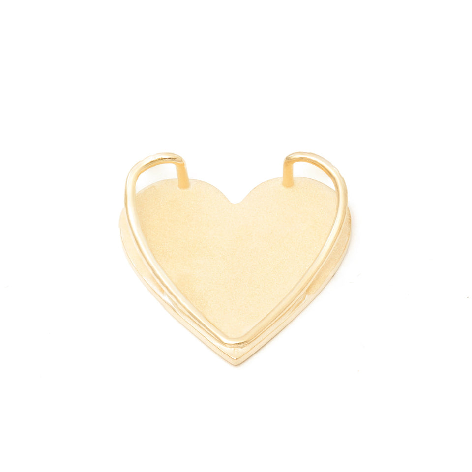 Girl Gang Sneaker Jewelry-Brass Gold Plated