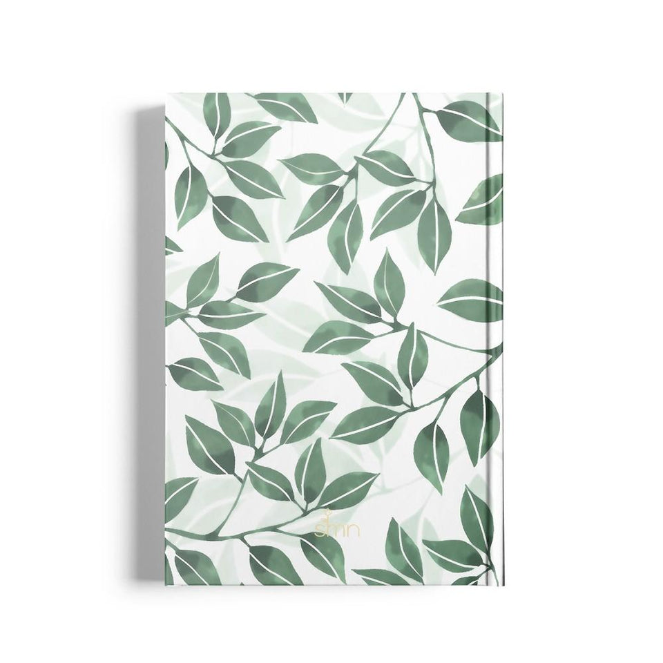 Growth Notebook-Green