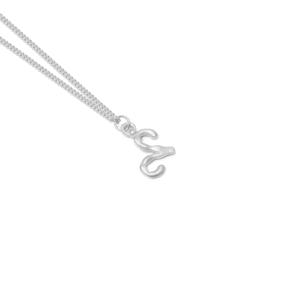 Zodiac Charm Necklace (Aries) DON'T USE