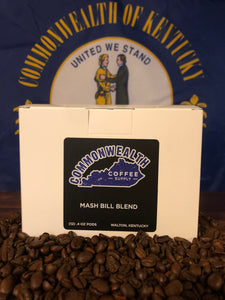 Mash Bill Blend - Medium Roast