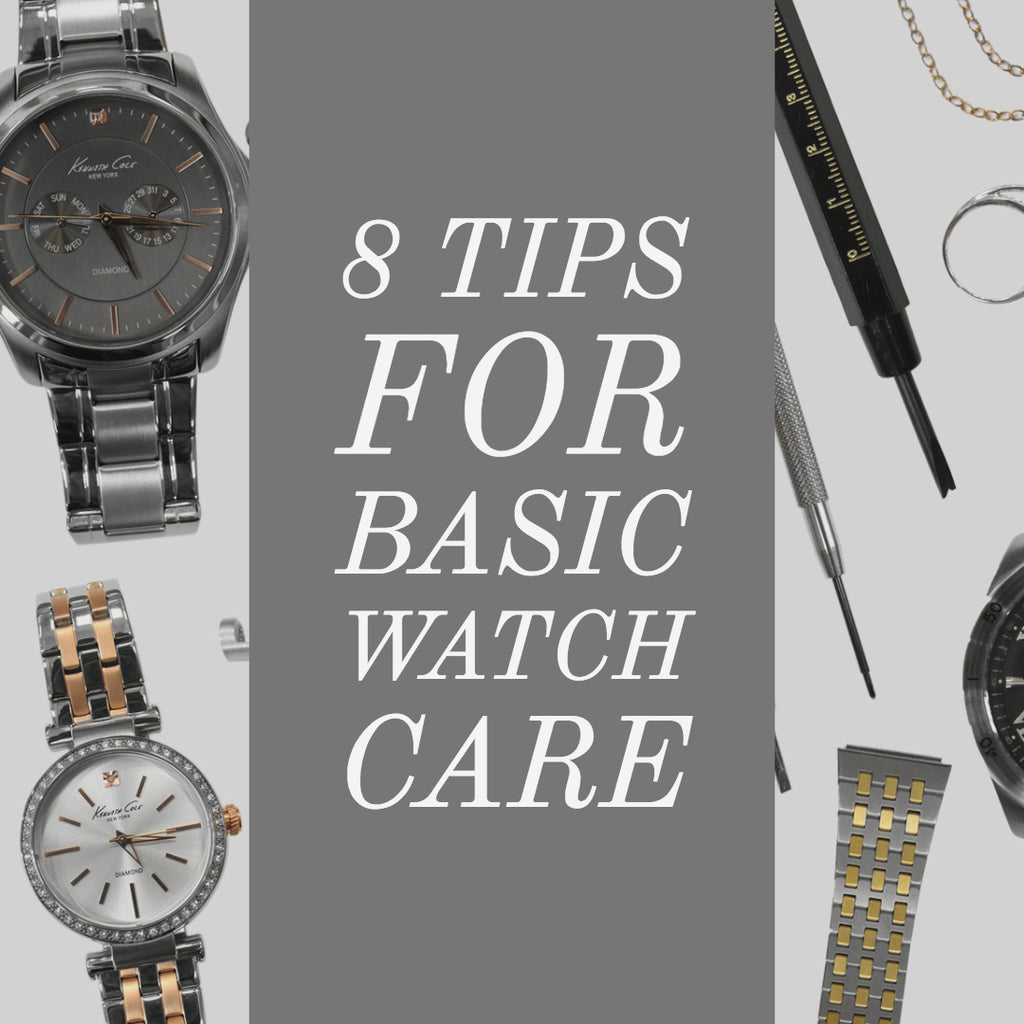 Basic Watch Care