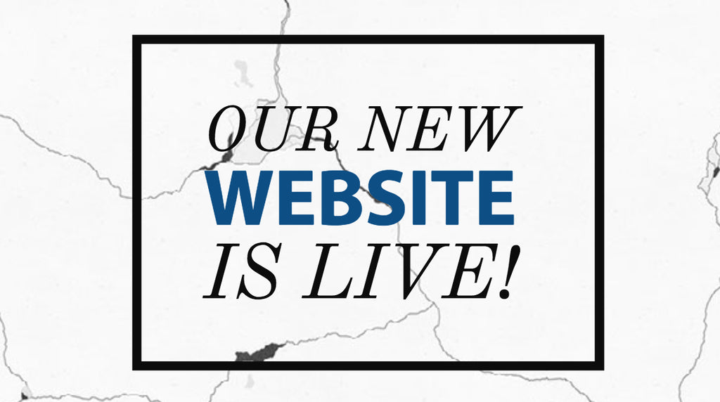 Our new site is LIVE!