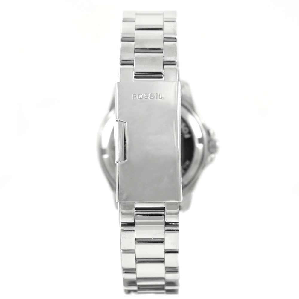 Fossil Retro Traveler AM4452 Women's Three-Hand Stainless Steel Watch