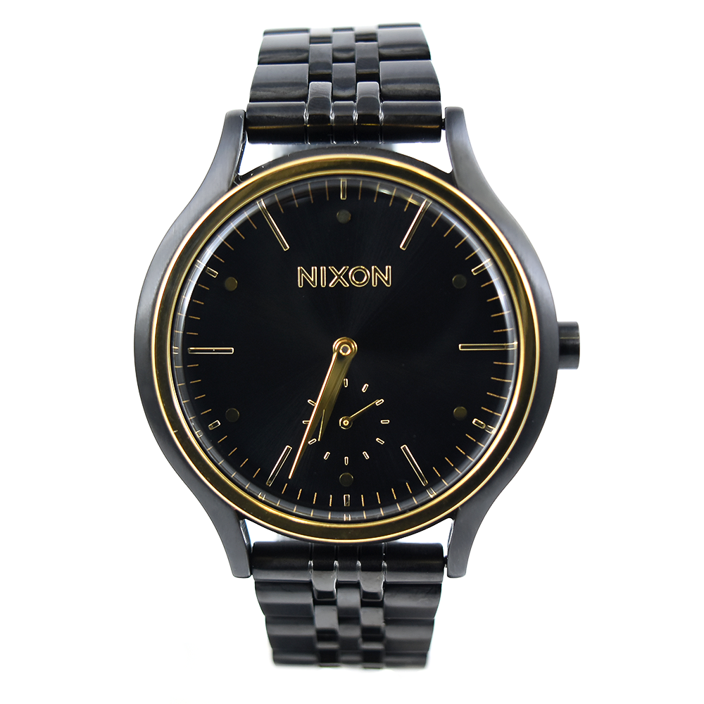 Nixon Sala A994 010 Black Stainless Steel Watch