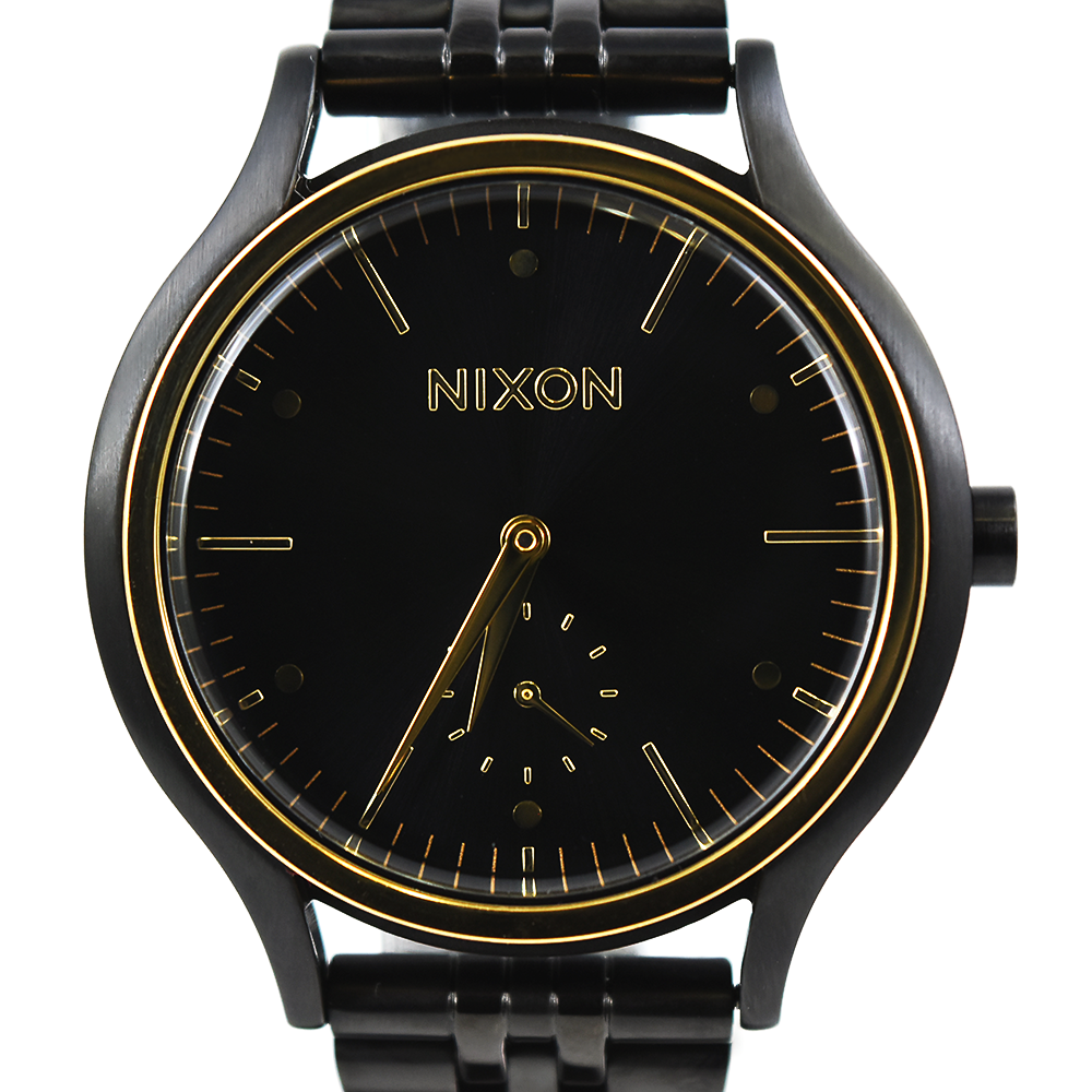 Nixon Sala A994 010 Black Gold Watch