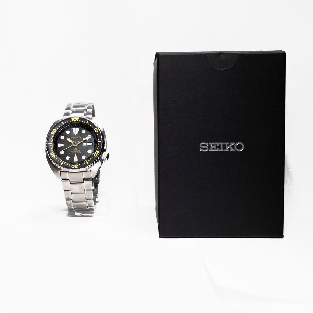 Seiko Dive Automatic Stainless Steel