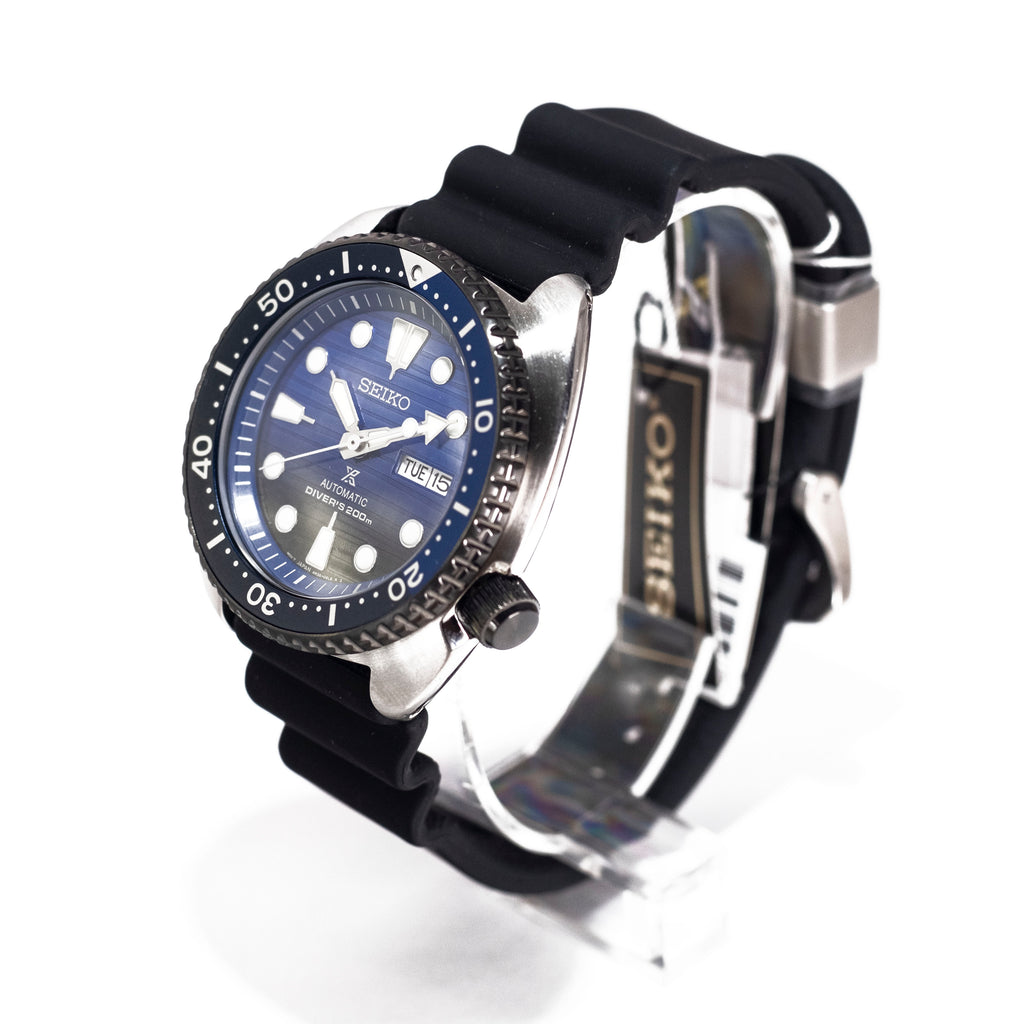 Seiko Prospex SAVE THE OCCEAN Special Edition Diving Mens Watch