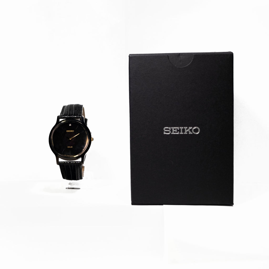 Seiko Men's Analog Display