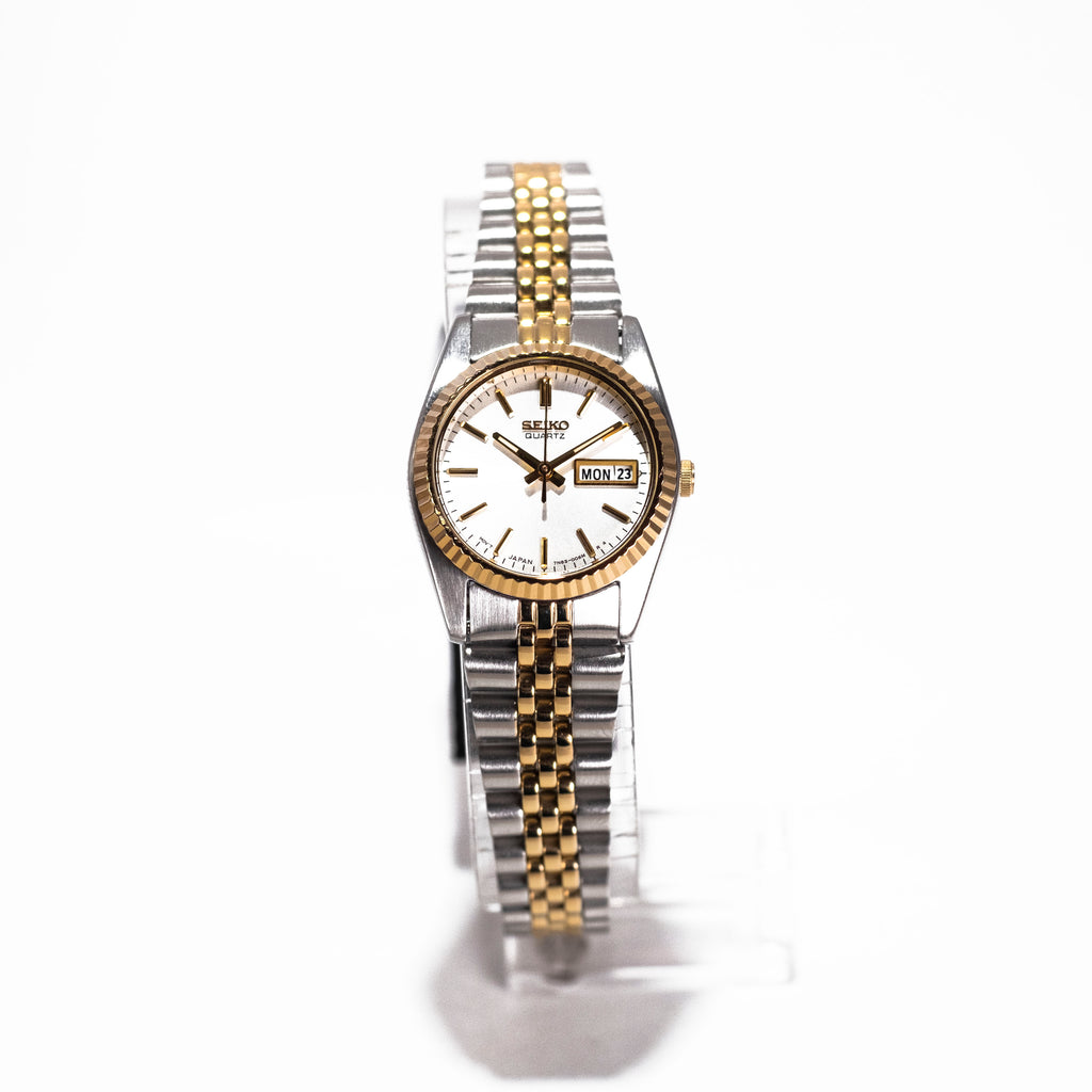 Seiko Women's Two-Tone Dress Watch