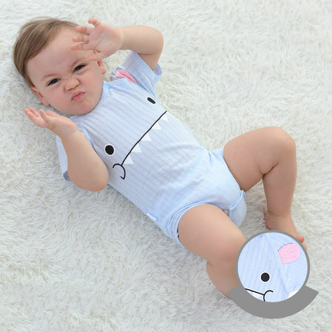 Baby Summer Jumpsuit 100% Cotton