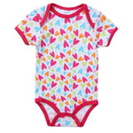 Baby Romper Short Sleeves 100% cotton