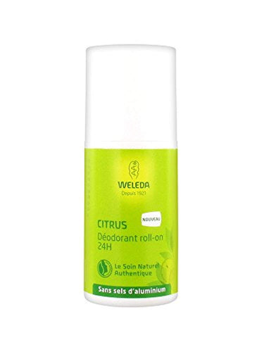 Weleda Déodorant au Citrus Roll-on 24H 50 ml
