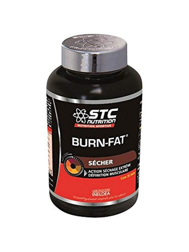 STC Nutrition Burn-Fat 120 Gélules