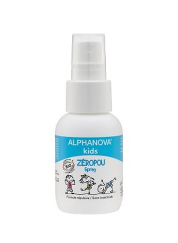 Alphanova Kids Zéropou Spray 50 ml