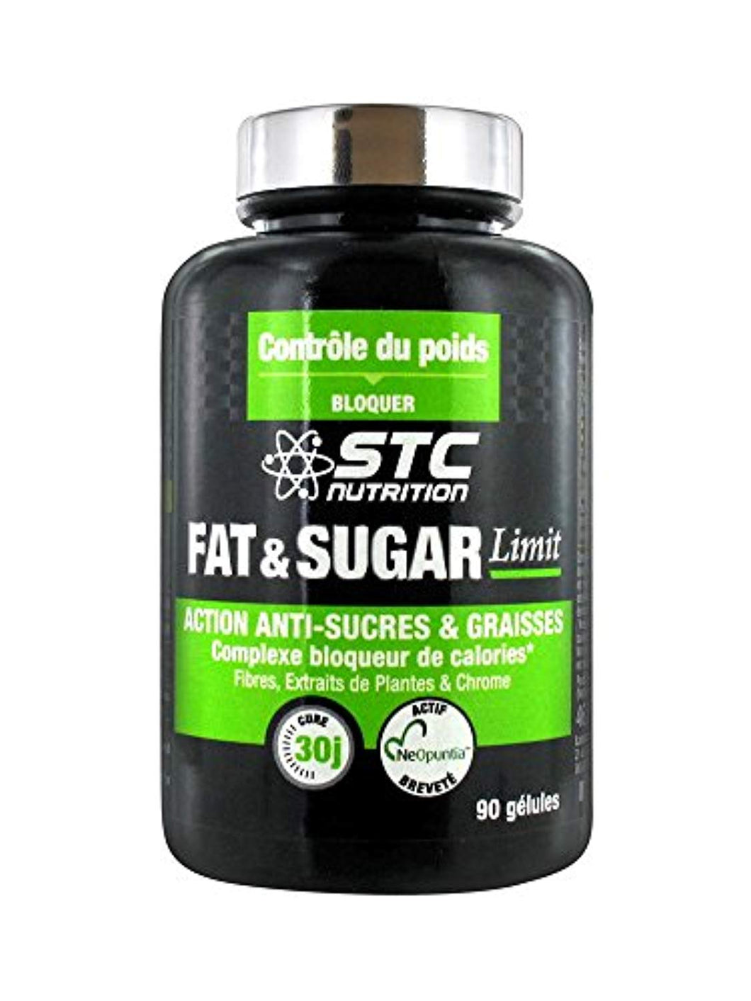 STC Nutrition Fat & Sugar Limit 90 Gélules