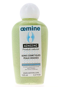 Oemine Acnézinc Lotion Flacon 125 Ml