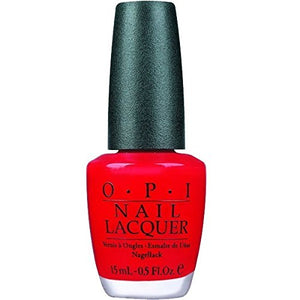 Vernis OPI Big Apple Red