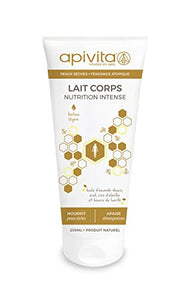 Apivita Lait Corps Nutrition Intense 250ml