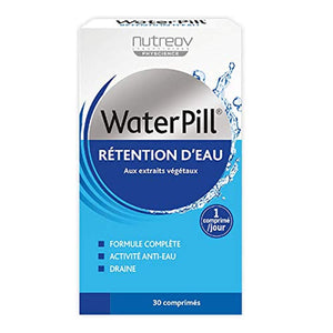 Nutreov Water Pill Rétention d'Eau 30 Comprimés