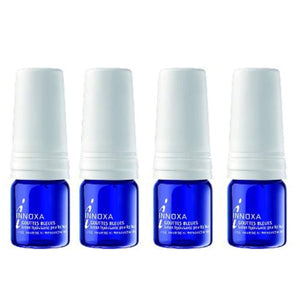 4x Innoxa Gouttes Bleues French eye drops 4 x 10 ml (0.35 fl.oz) by Innoxa