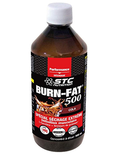 STC Nutrition Burn-Fat 500 500 ml