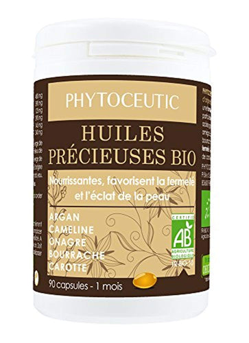 Laboratoires Phytoceutic Huile Précieuse 90 Capsules 95 g