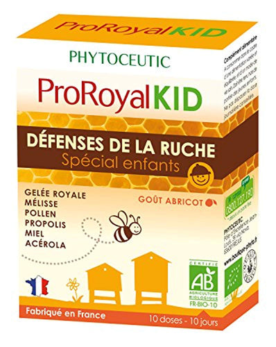 Phytoceutic Proroyal Bio Kid Boîte de 10 Doses x 10 ml