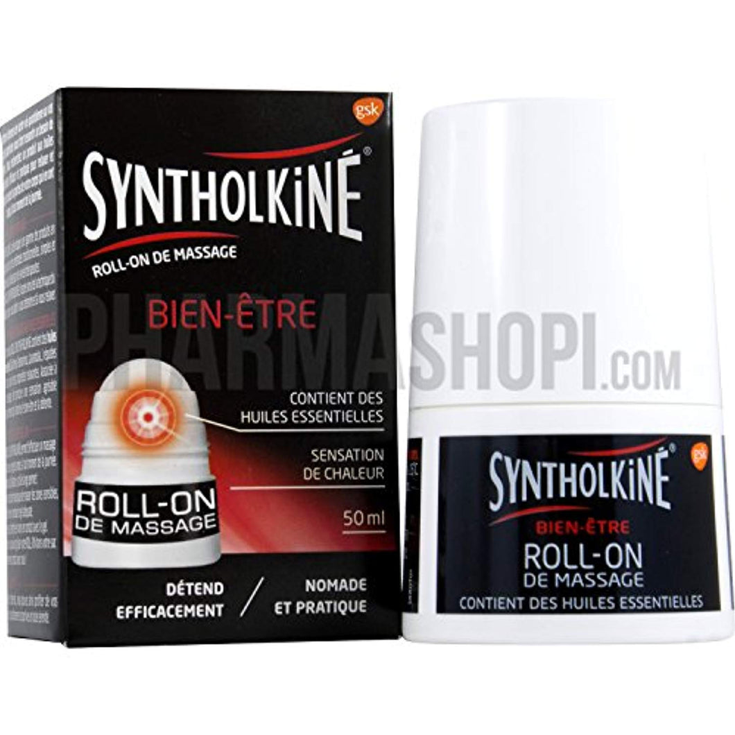SyntholKiné Roll-On de Massage 50 ml