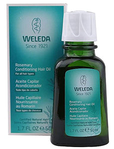 Weleda 9840 Huile pour cheveux 50 ml